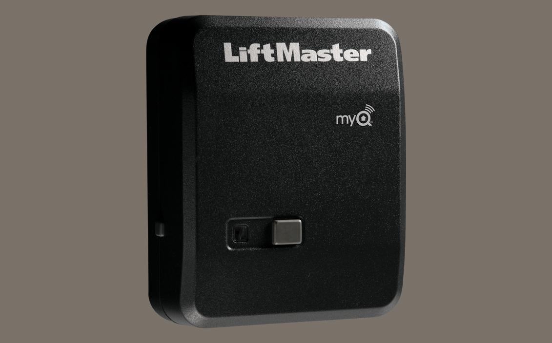 Liftmaster 8155 Sound Garage Door